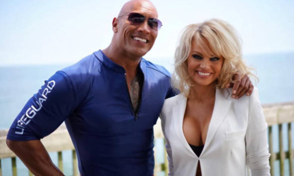 Pamela Anderson Joins The Baywatch movie
