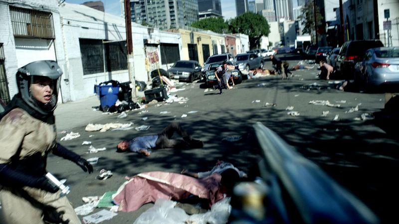 Pandemic review - Rachel Nichols