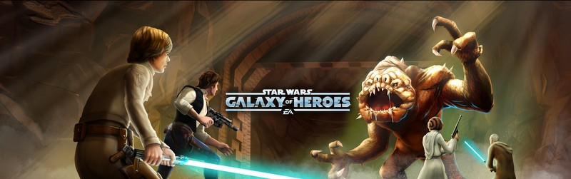 STAR WARS™ GALAXY OF HEROES CONTINUES TO EXPAND, ADDING GUILDS, RAIDS, CHAT, AND NEW CHARACTERS