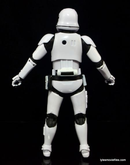 Star Wars The Force Awakens - The Black Series Stormtrooper review -rear-min