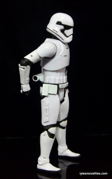 Star Wars The Force Awakens - The Black Series Stormtrooper review -right side-min