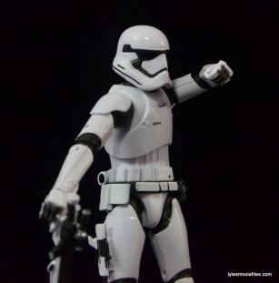 Star Wars The Force Awakens - The Black Series Stormtrooper review -talk to the comm-min