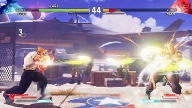 Street Fighter V - guile_v-trigger_sonic_boom-min