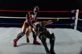 WWE Elite 41 Finn Balor -1916 to Kevin Owens