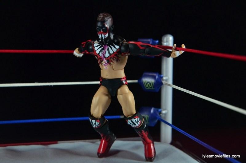 WWE Elite 41 Finn Balor - standing in corner