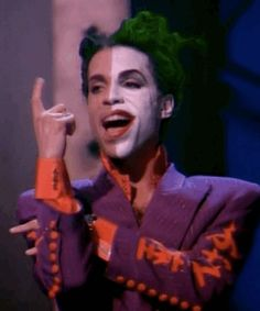 prince partyman batman movie