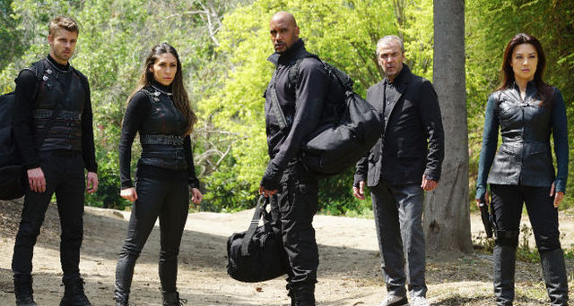 Agents of SHIELD - Absolution review - lincoln, yoyo, mack, holden and may