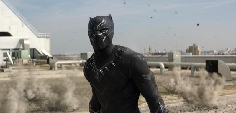 Captain America Civil War pictures - Black Panther