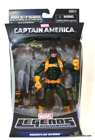 Captain America Hydra Soldier - front package
