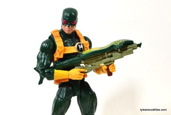 Captain America Hydra Soldier - holding Hydra gun
