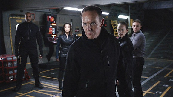 agents of shield ascension review - shield