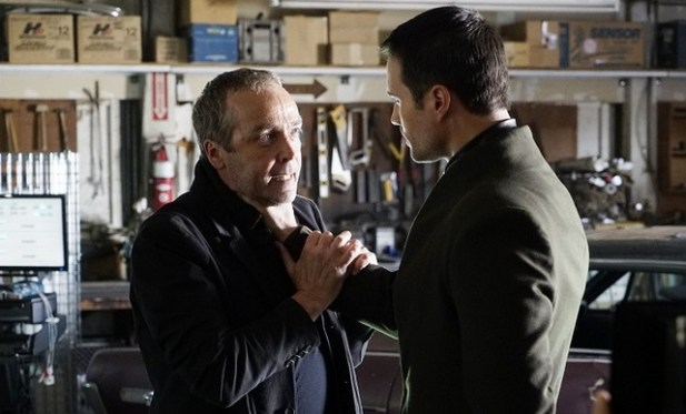 agents of shield emancipation - holden and hive