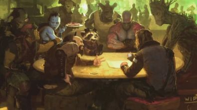 guardians-of-the-galaxy-rocket-raccoon-draxx-and-groot-concept-art