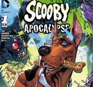 Scoody Doo Apocalypse Scooby Doo