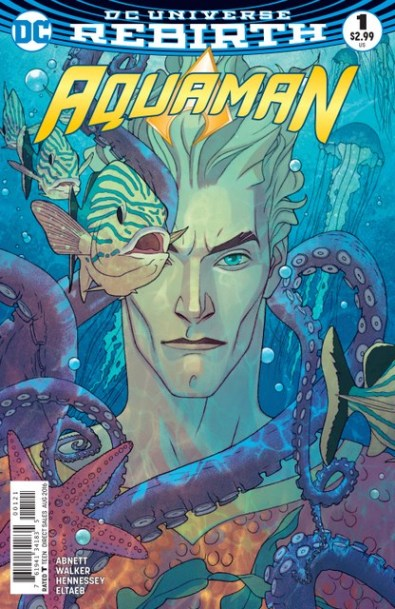 Aquaman issue 1 review variant cover