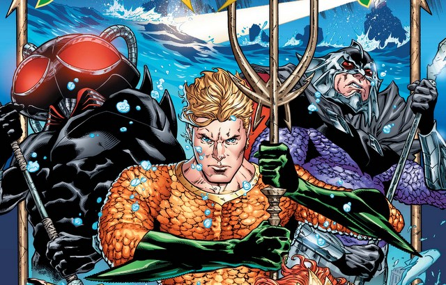 Aquaman review issue 1