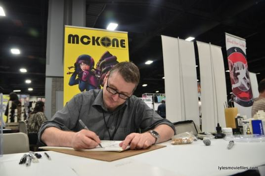 Awesome Con 2016 -Mike McKone drawing-min
