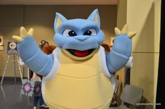 Awesome Con 2016 cosplay - Blastoise from Pokemon