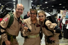 Awesome Con 2016 cosplay - Ghostbusters