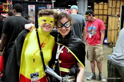 Awesome Con 2016 cosplay - Kid Flash and Robin