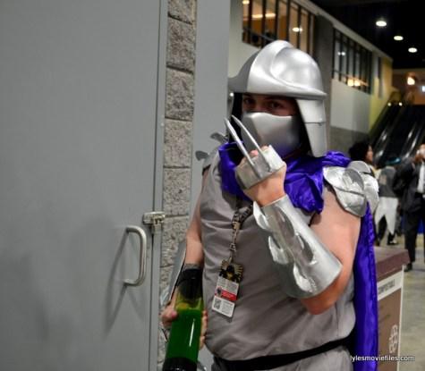 Awesome Con 2016 cosplay - TMNT Shredder