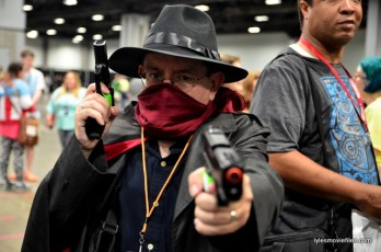 Awesome Con 2016 cosplay - The Shadow