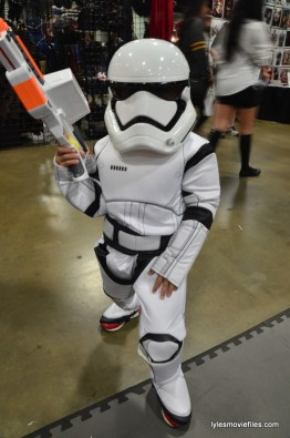 Awesome Con cosplay Day 2 -First Order Stormtrooper 2