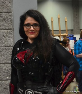 Awesome Con cosplay Day 2 - GI Joe Cobra Baroness
