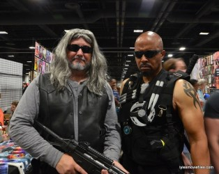 Awesome Con cosplay Day 2 -Whistler and Blade