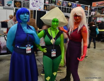 Awesome Con cosplay Day 2 -trio cosplayers