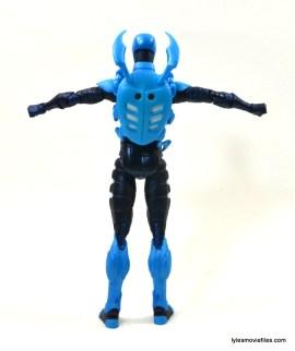 DC Icons Blue Beetle figure review -rear