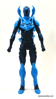 DC Icons Blue Beetle figure review -straight