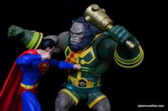DC Icons Superman figure review -vs Kalibak
