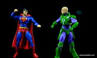 DC Icons Superman figure review -vs Lex Luthor