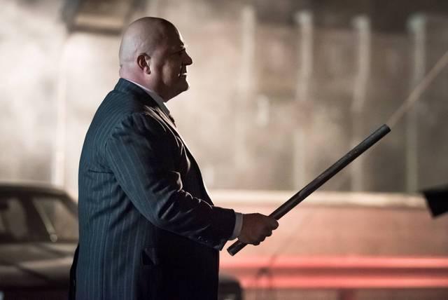 Gotham Azreal review - Capt Barnes