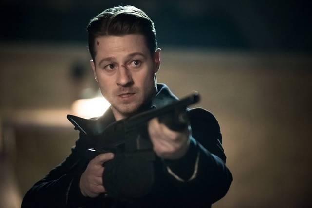 Gotham Azrael review - Gordon