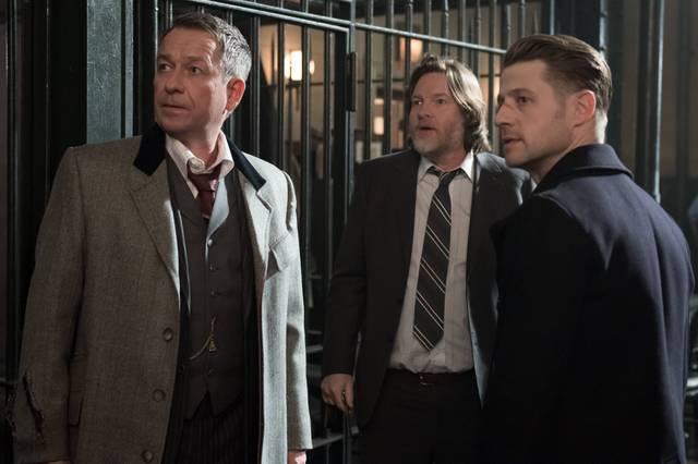 Gotham Pinewood - Alfred, Bullock and Gordon