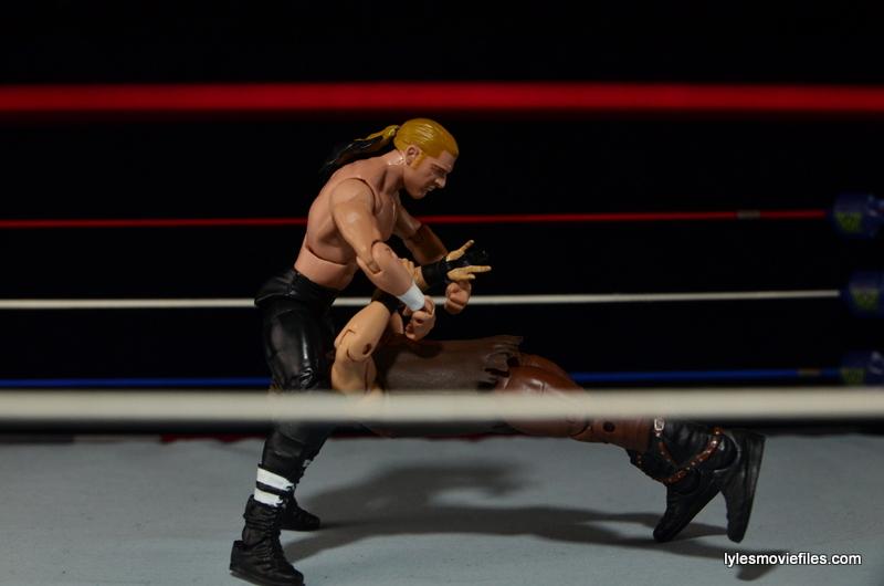 Hunter Hearst Helmsley WWE Network Spotlight figure -Pedigree to Mankind