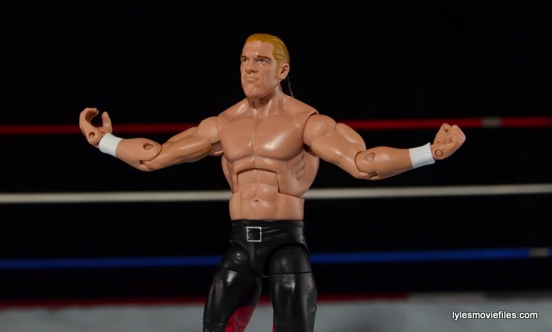 Hunter Hearst Helmsley WWE Network Spotlight figure -main pic