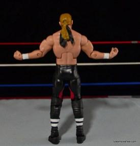 Hunter Hearst Helmsley WWE Network Spotlight figure -rear