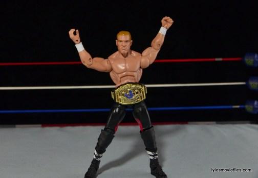 Hunter Hearst Helmsley WWE Network Spotlight figure -with Intercontinental title