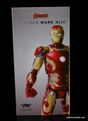 Iron Man Mark 43 Comicave Studios Omni Class Scale figure - front package