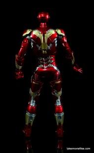 Iron Man Mark 43 Comicave Studios Omni Class Scale figure - rear