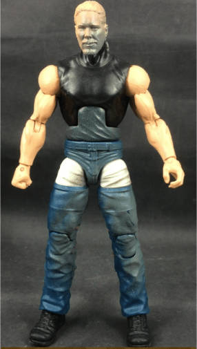 WWE Elite nWo Kevin Nash prototype