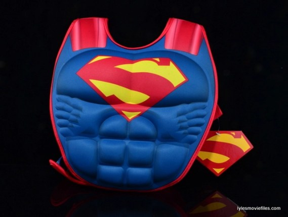 Superman swimming vest - front