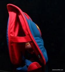 Superman swimming vest - side