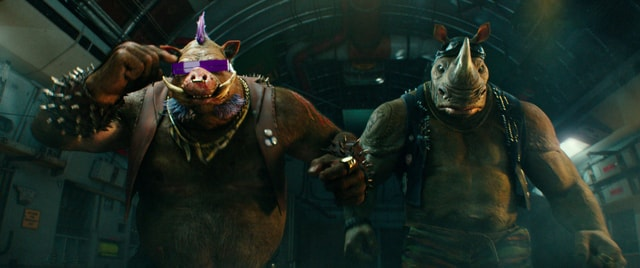 Teenage Mutant Ninja Turtles Out of the Shadows -Bebop and Rocksteady-min