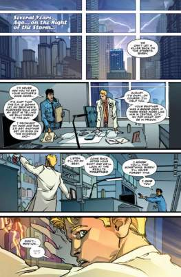 The Flash review issue 1 pg_1