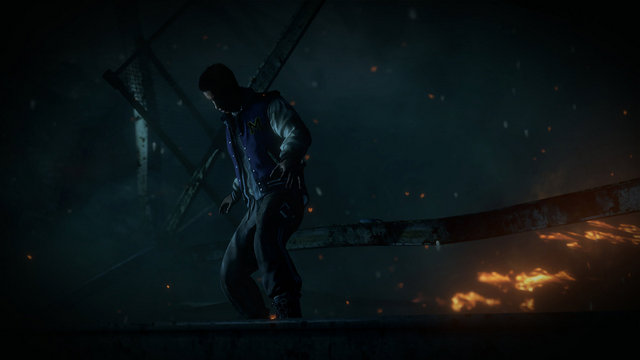 Until Dawn review - Matt