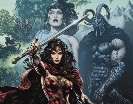 Wonder Woman issue 1
